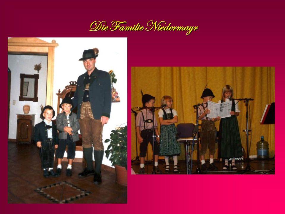 Die Familie Niedermayr