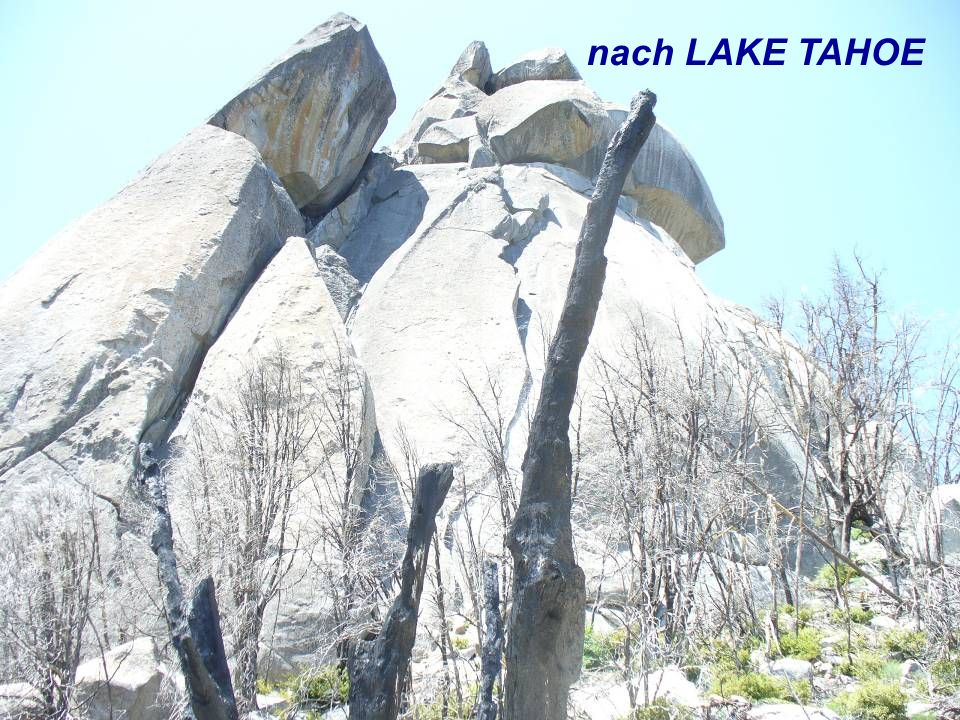 nach LAKE TAHOE