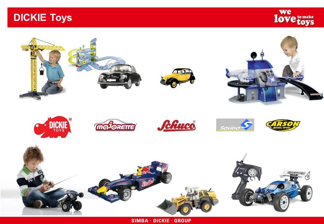 DICKIE Toys Zo ch