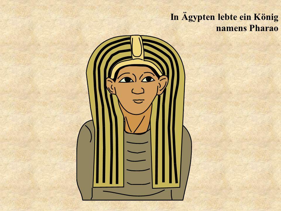 Vor vielen Jahren lebte das Volk Israel in Ägypten.