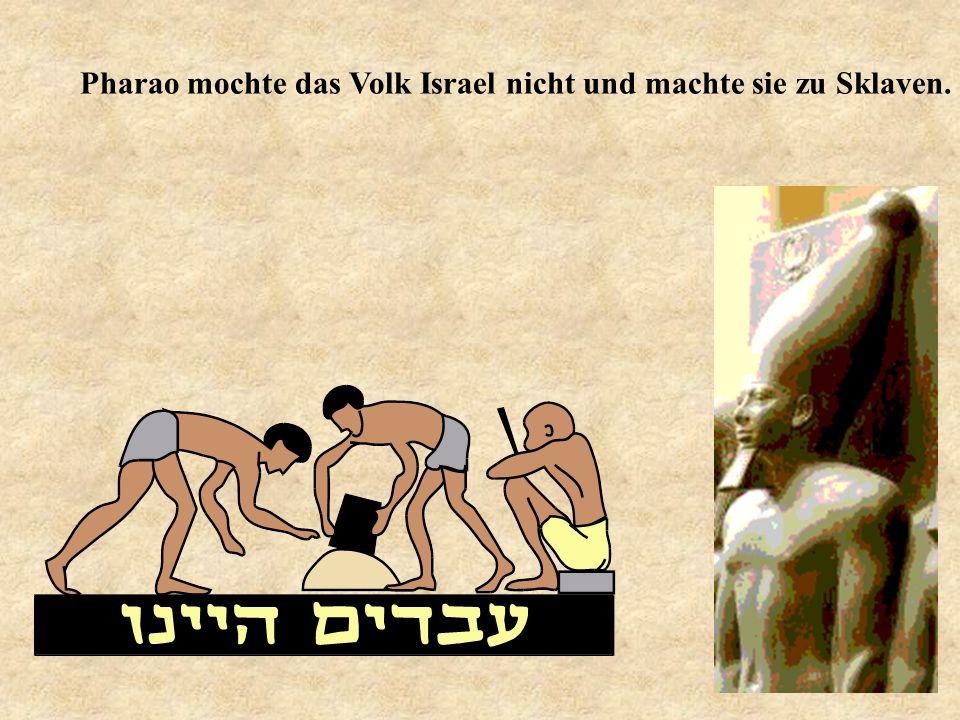 In Ägypten lebte ein König namens Pharao
