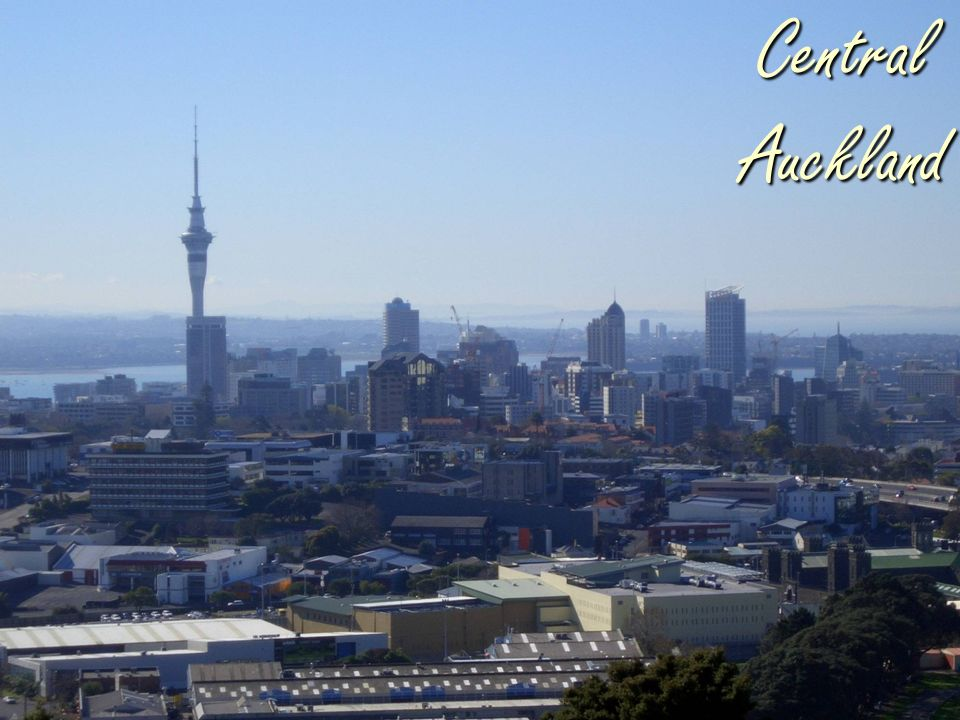 Central Auckland