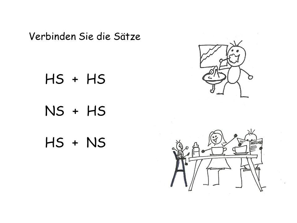 Machen Sie Sätze mit während Herr Hoffmann - Frau Hoffmann Eltern - Kind