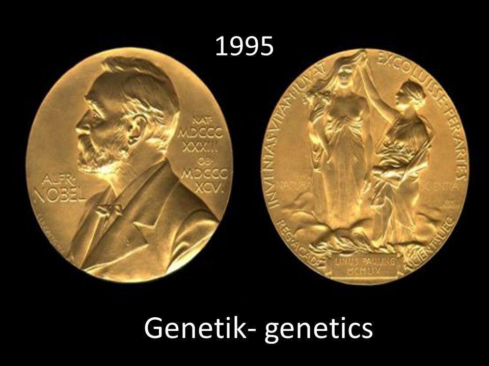 1995 Genetik- genetics