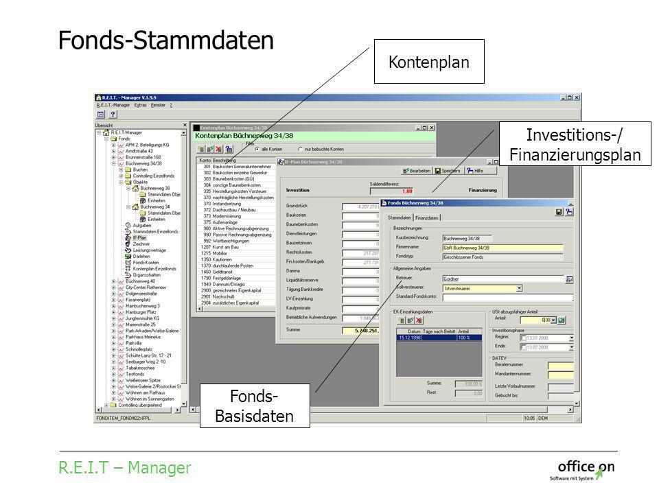 R.E.I.T – Manager Systemarchitektur