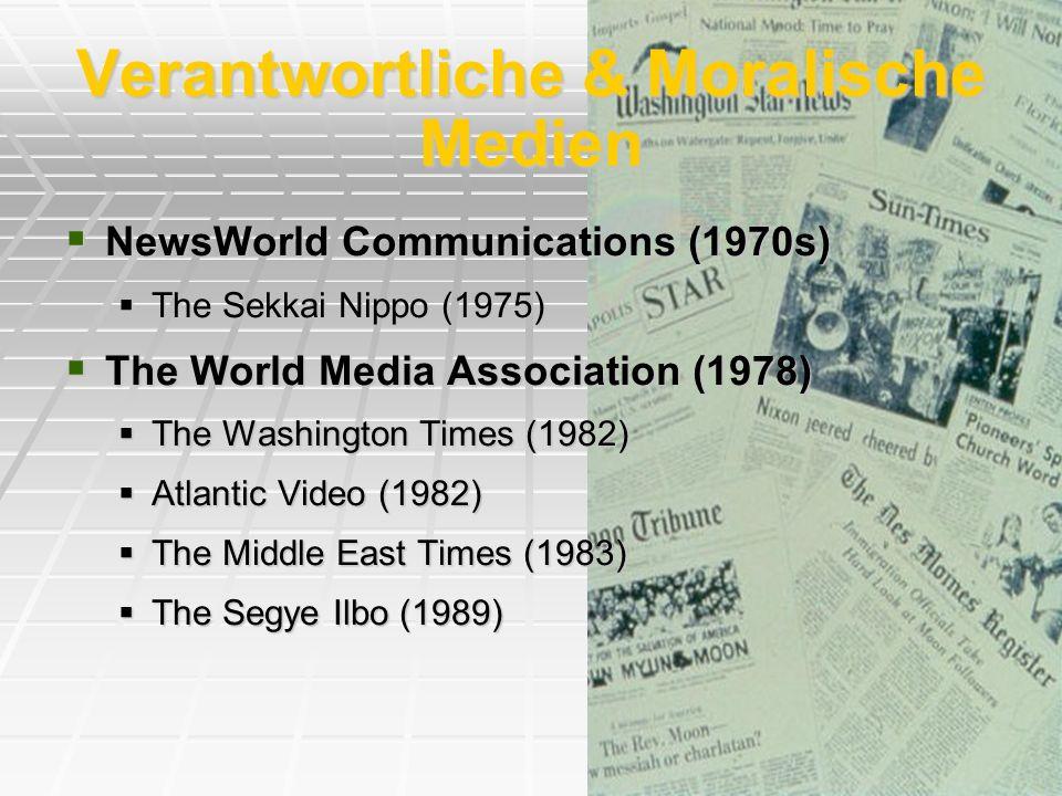 Verantwortliche & Moralische Medien NewsWorld Communications (1970s) NewsWorld Communications (1970s) The Sekkai Nippo (1975) The Sekkai Nippo (1975)