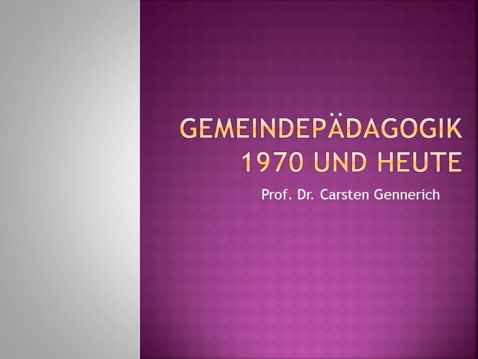 Prof. Dr. Carsten Gennerich