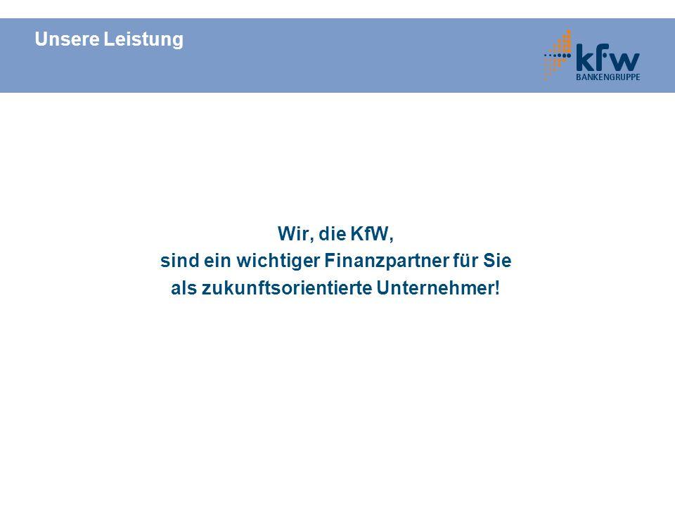 KfW Bankengruppe Wir stellen uns vor Sitz in Frankfurt, Berlin und Bonn 3.800 Mitarbeiter 71 Mrd.