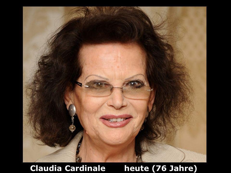 Claudia Cardinale (1939) Schauspielerin