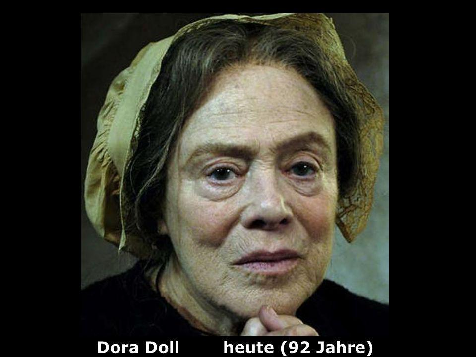 Dora Doll (1922) französische Schauspielerin