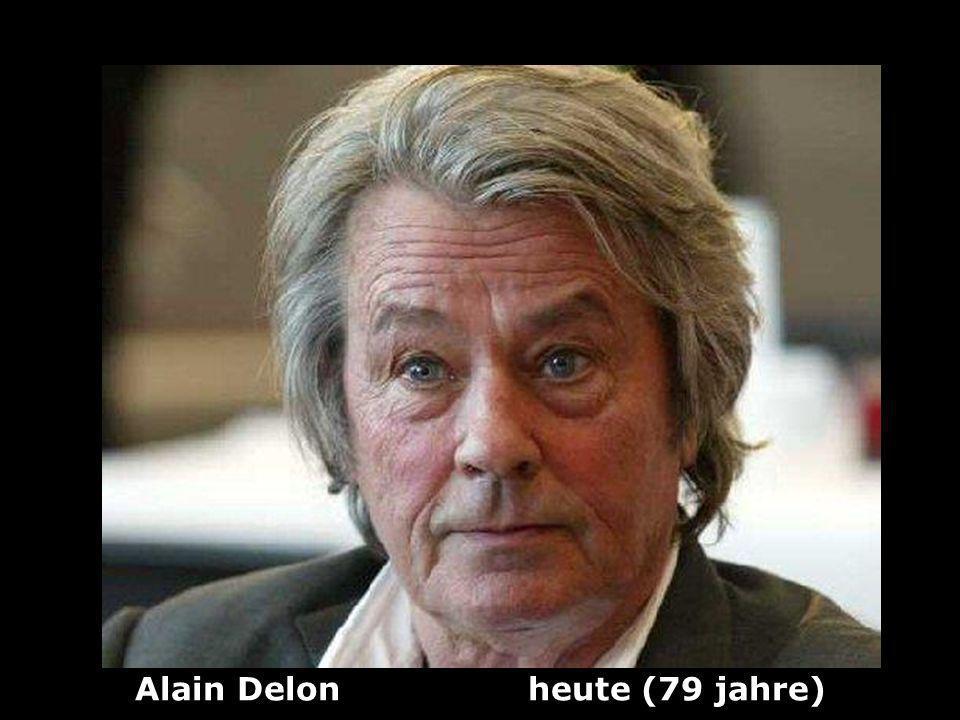 Alain Delon (1935) Schauspieler