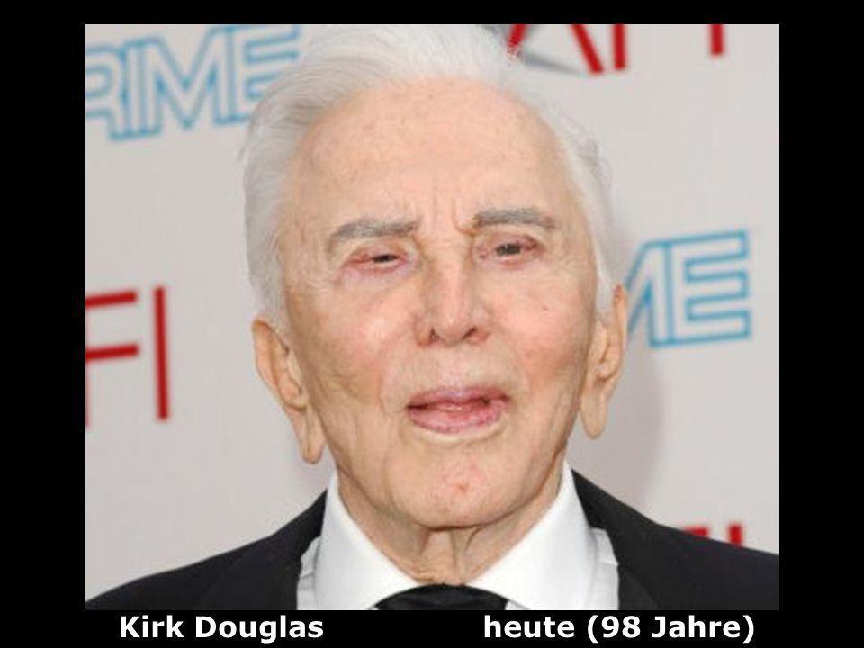 Kirk Douglas (1916) Schauspieler Produzent und Autor