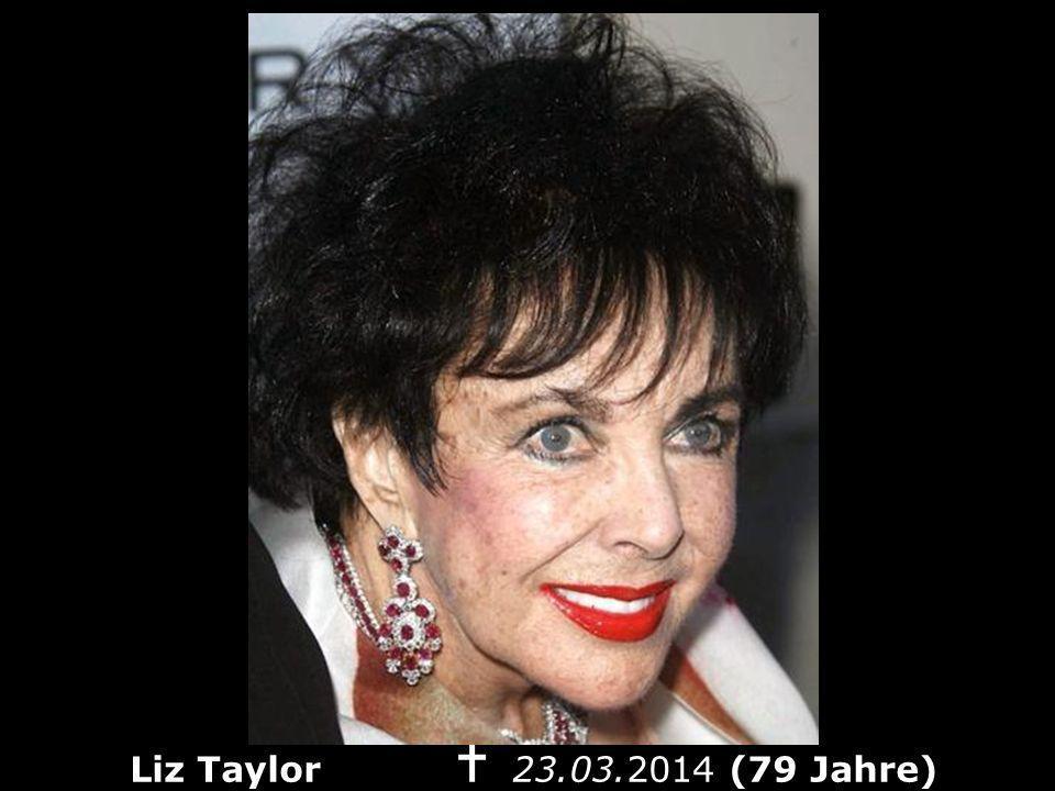 Liz Taylor (1932) Schauspielerin