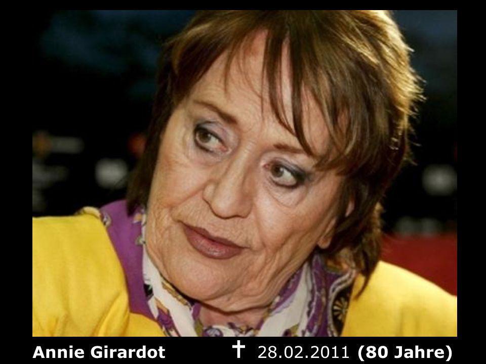 Annie Girardot n 28.02.2011 (80 Jahre)
