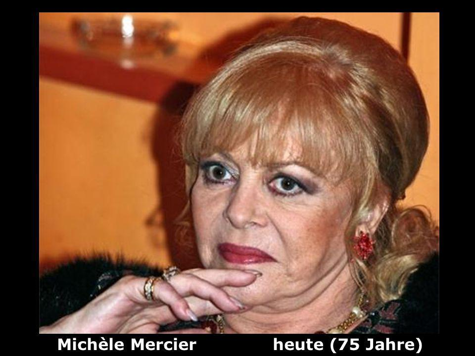 Michèle Mercier (1939) Schauspielerin