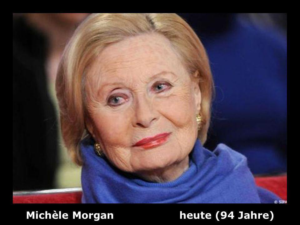 Michèle Morgan (1920) Schausielerin