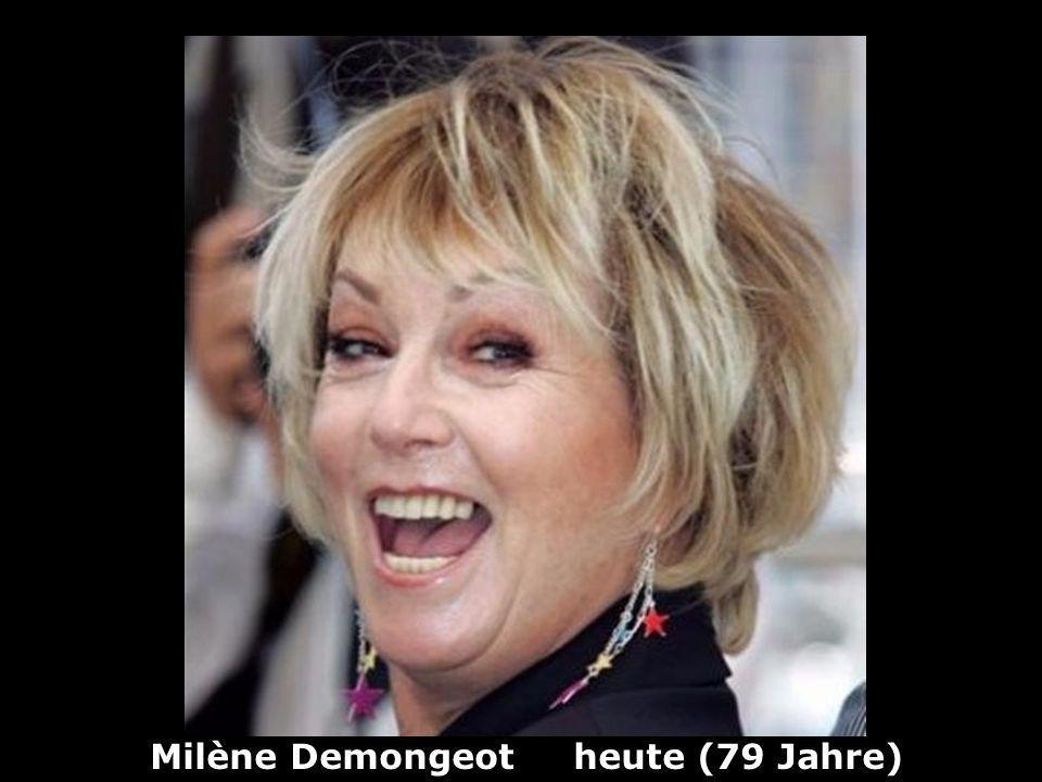 Milène Demongeot (1935) Schausielerin