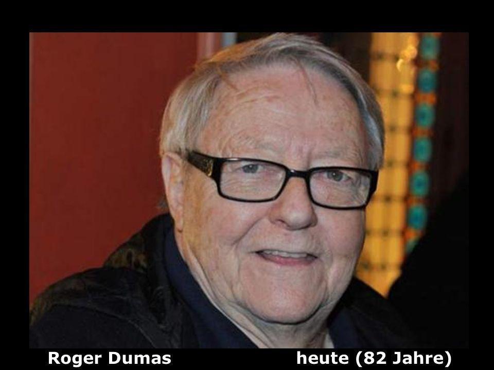 Roger Dumas (1932) Schausieler