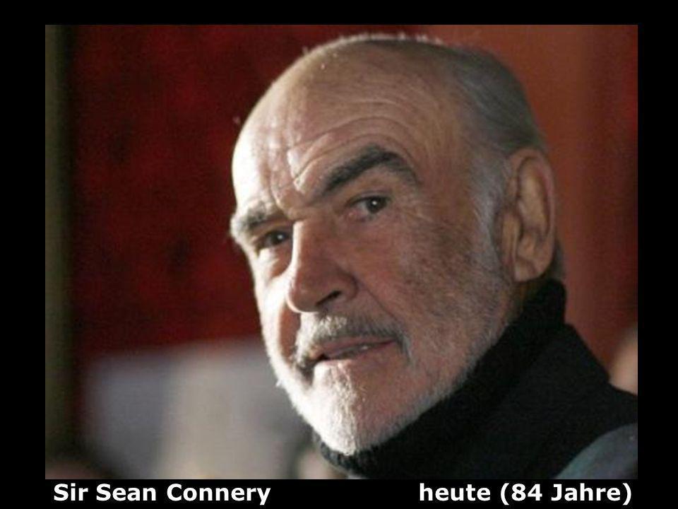 Sir Sean Connery (1930) Schausieler