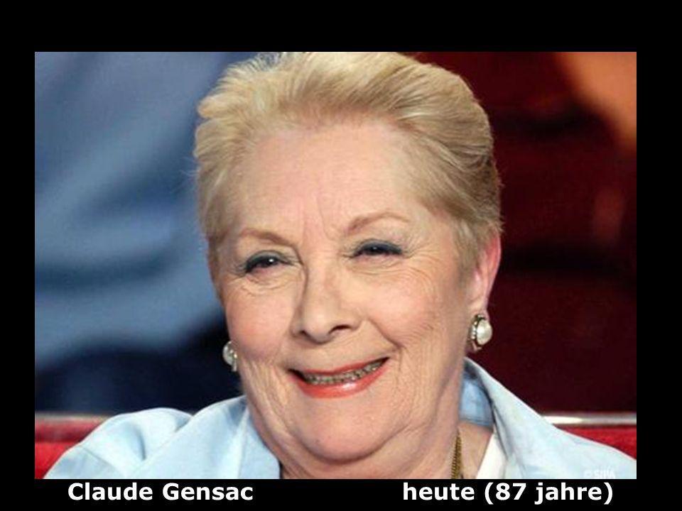 Micheline Presle heute (92 Jahre)