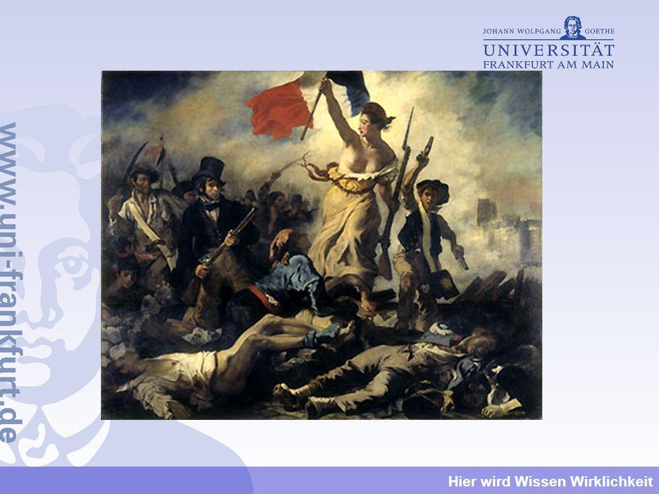 Hier wird Wissen Wirklichkeit Carl Philipp Gottlieb von Clausewitz 1780-1831 preußischer General, Heeresreformer u.