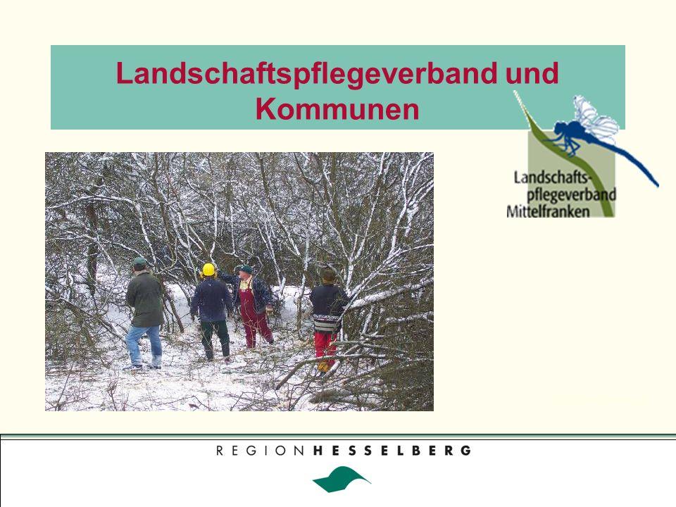 Regionalmesse Landschaftspflegeverband und Kommunen