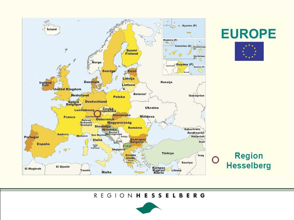 EUROPE Region Hesselberg