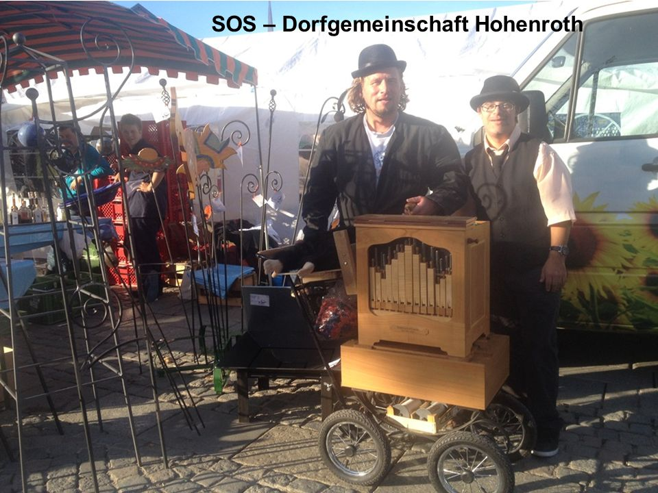 SOS – Dorfgemeinschaft Hohenroth SOS – Dorfgemeinschaft Hohenroth