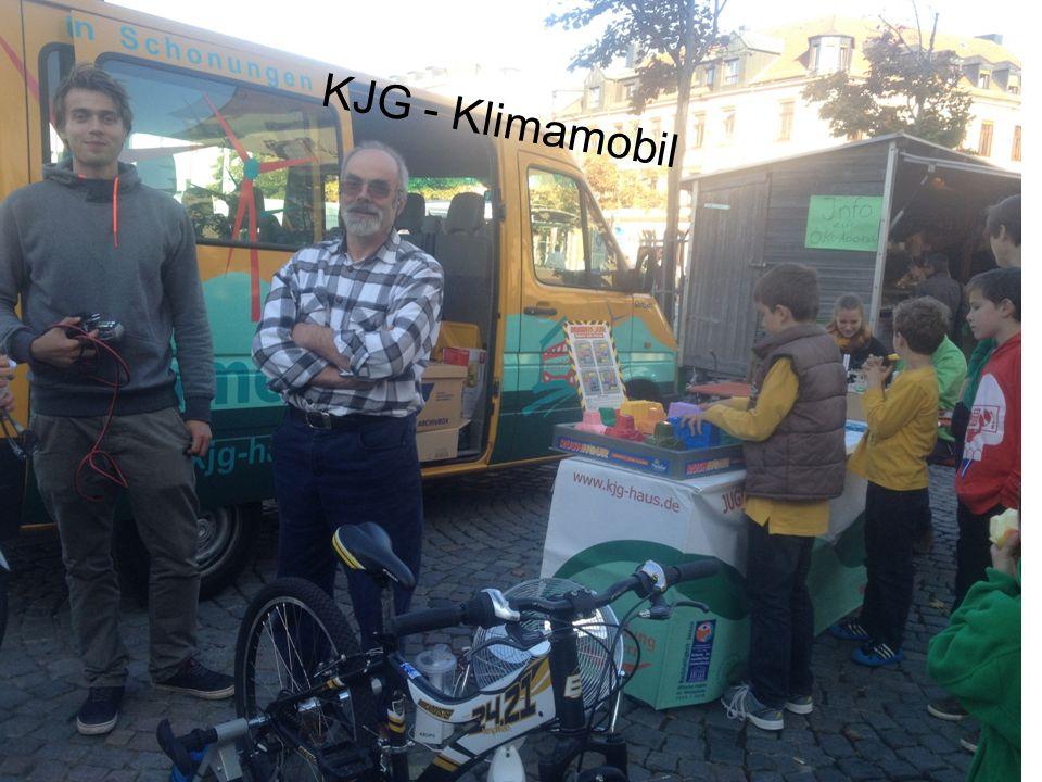 KJG - Klimamobil