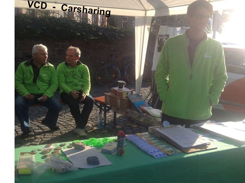 VCD - Carsaing VCD - Carsharing
