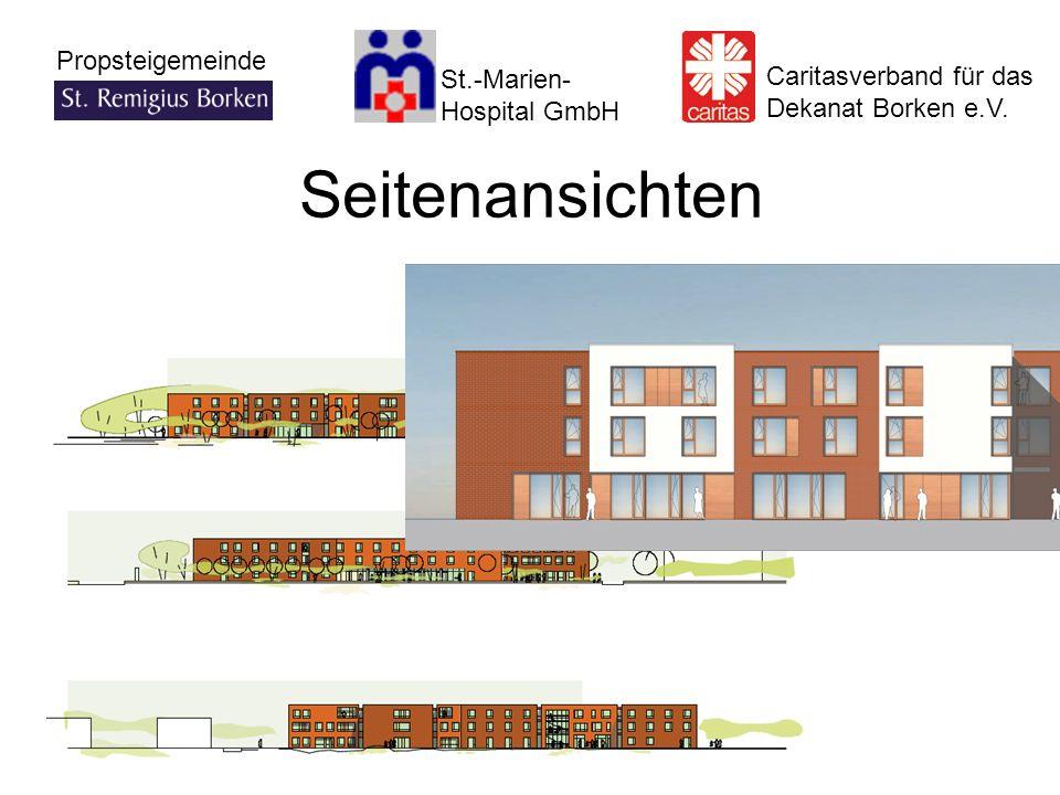St.-Marien- Hospital GmbH Caritasverband für das Dekanat Borken e.V.