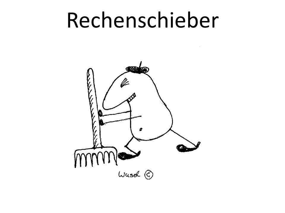 Rechenschieber
