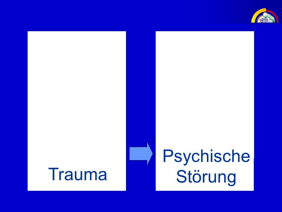 Psychische Störung Trauma