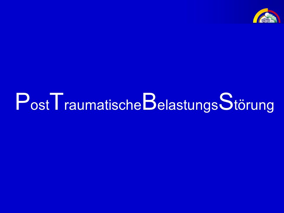 Abstinenzsicherung durch Traumatherapie