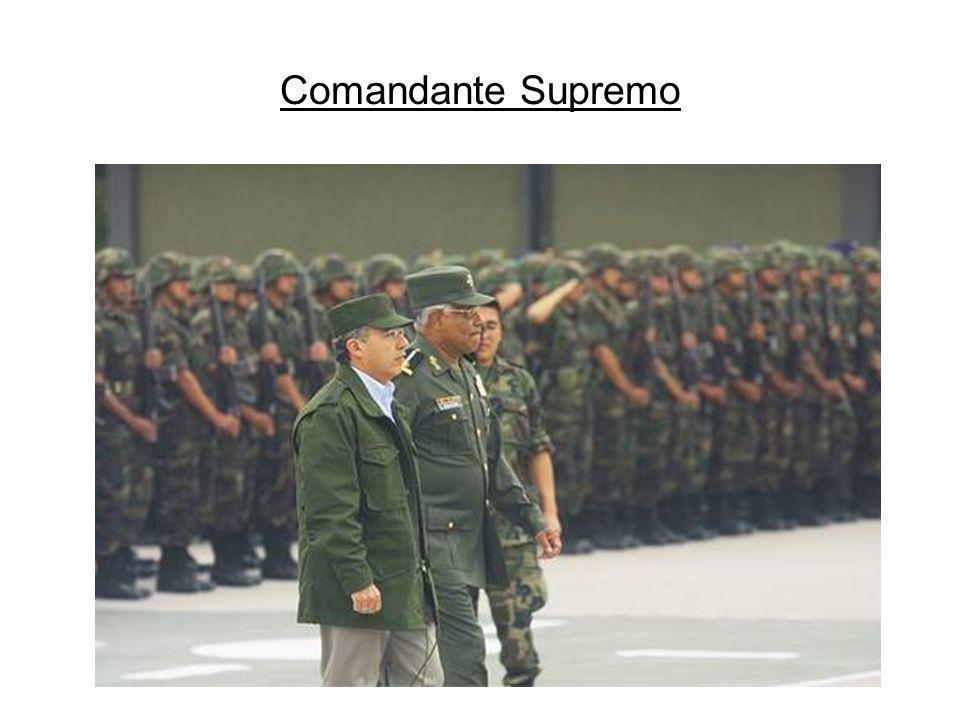 Comandante Supremo