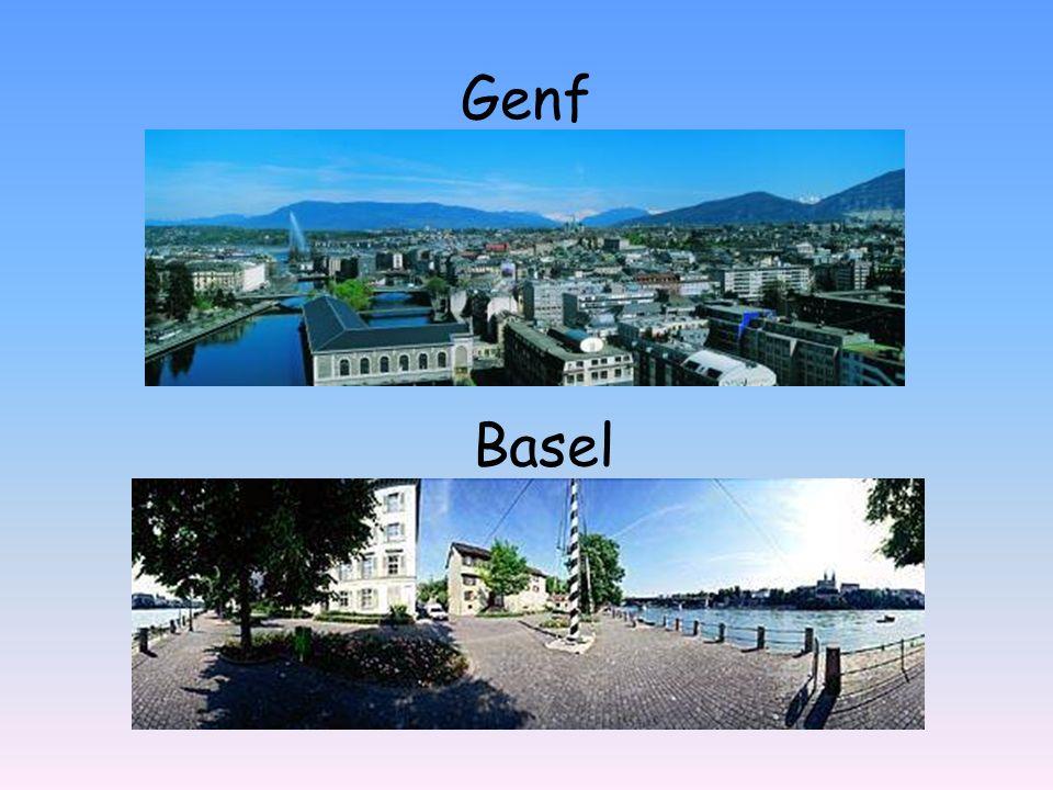 Die Alpen Die Schweiz hat insgesamt 74 Viertausender.
