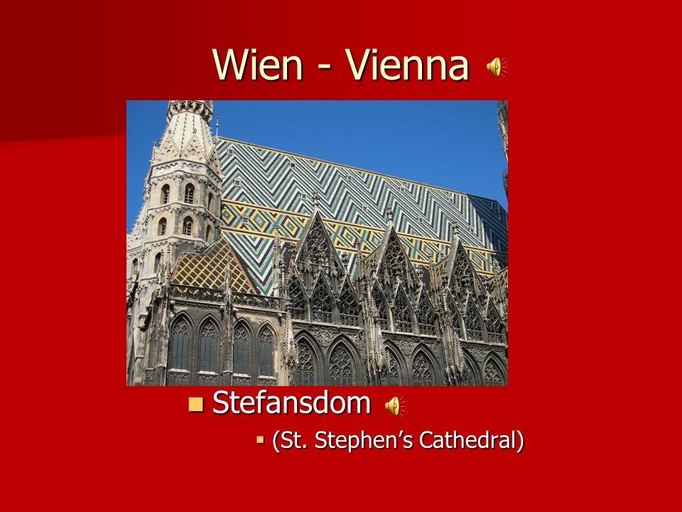 Wien - Vienna Stadtoper Stadtoper