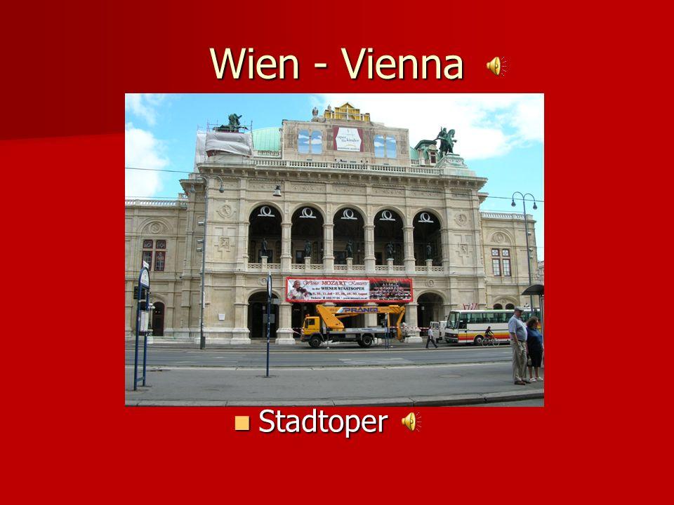 Wien - Vienna Schönbrunn Palast Schönbrunn Palast