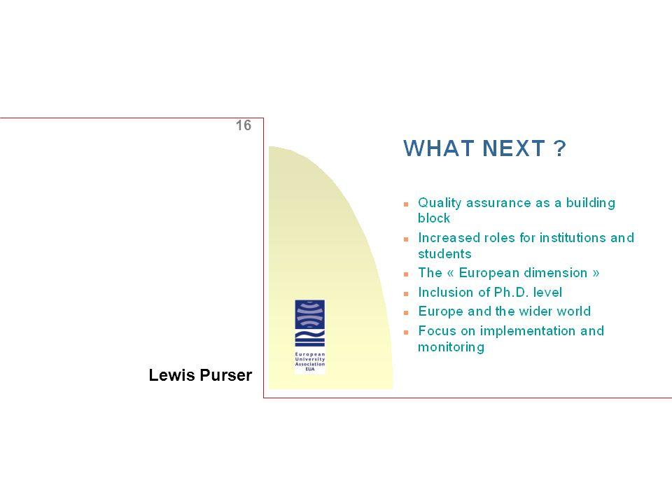 16 Lewis Purser