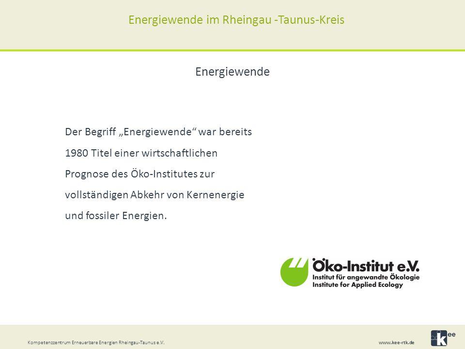 Kompetenzzentrum Erneuerbare Energien Rheingau-Taunus e.V.