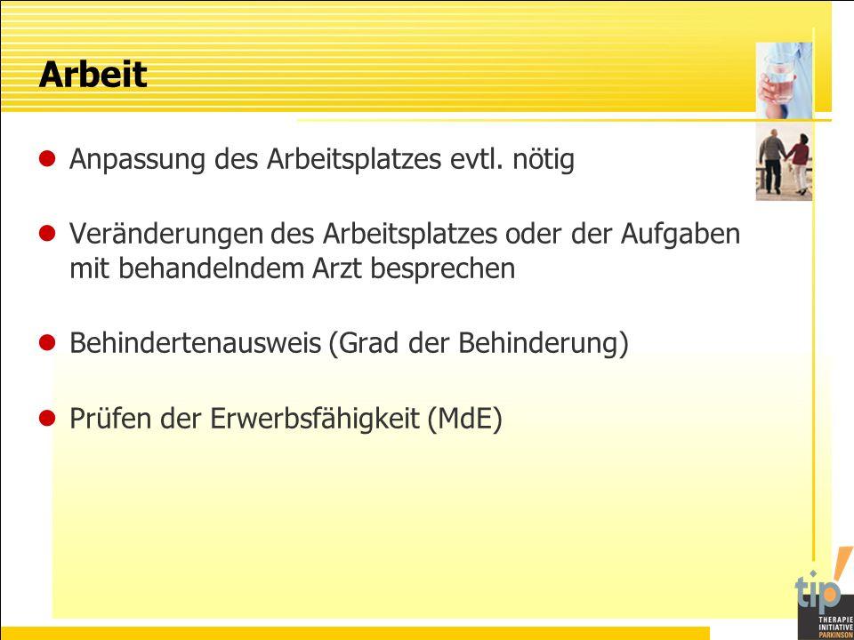 Deutsche Parkinson Vereinigung Bundesverband e.V.Moselstr.