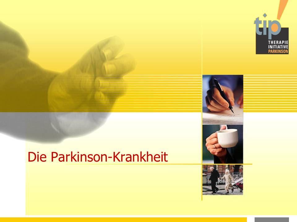 2 Parkinson - Krankheit Erstbeschreibung 1817 als Schüttellähmung durch den Arzt und Apotheker James Parkinson Weitere Bezeichnungen Idiopathisches Parkinsonsyndrom Morbus Parkinson Parkinson-Krankheit