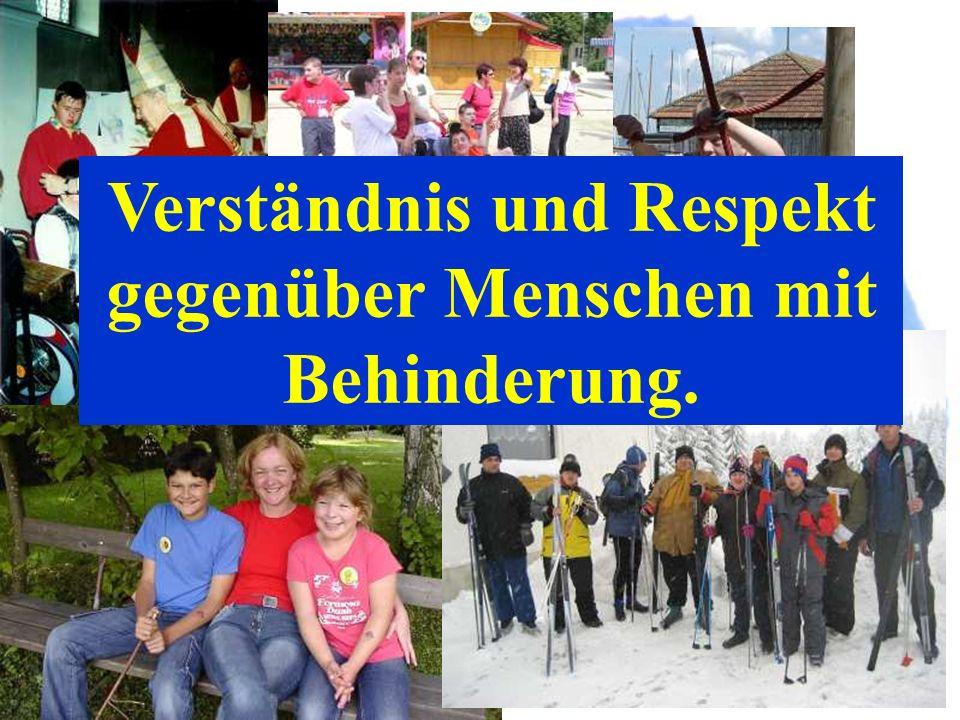 Die Lebenshilfe Grafenau ist eine unverzichtbare Einrichtung in unserem Landkreis: Lebenshife - damit es den Menschen und ihren Familien besser geht.