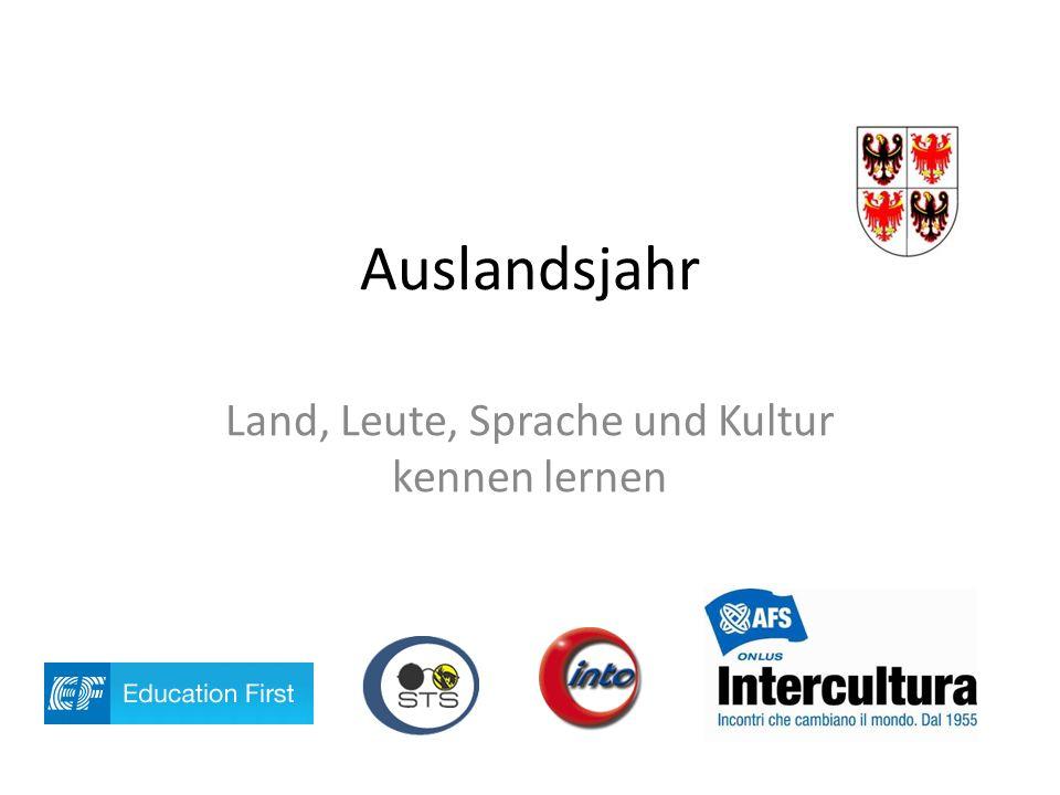 Anbieter aussuchen Intercultura EF anno scolastico allestero STS High School INTO Deutschland Regionalstipendium