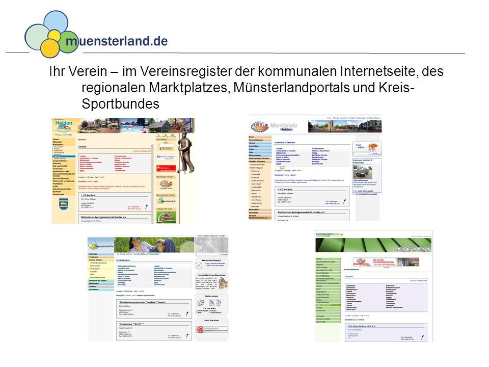Vorschau der Visitenkarte Link für den externen Aufruf der Visitenkarte Voransicht