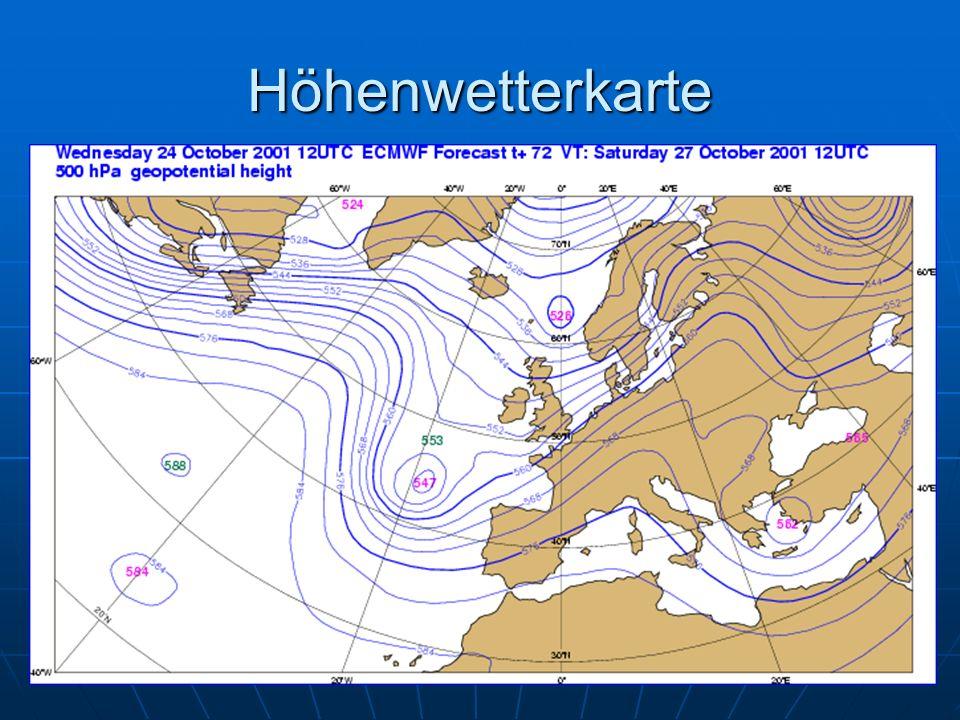 met3.3 Unterricht 2007/08 9 Höhenwetterkarte