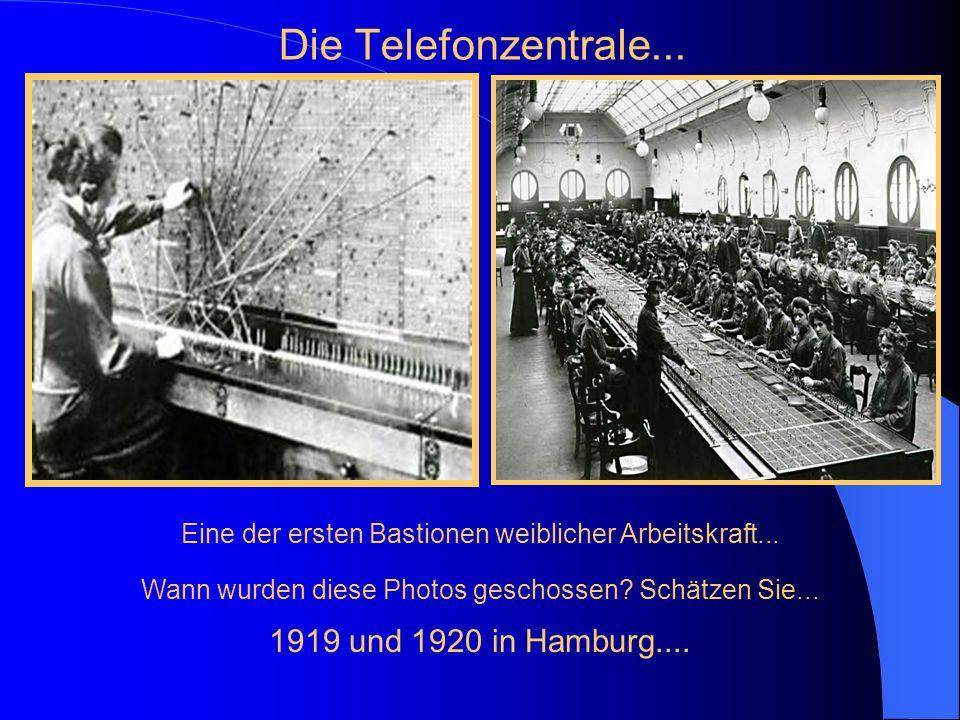1872 Alexander Graham Bell entwickelt den Reisschen Tonapparat weiter und meldet den Bellschen Apparat 1876 zum Patent an 1881 erste Ortsnetze in Mühl