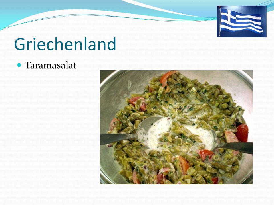 Griechenland Taramasalat