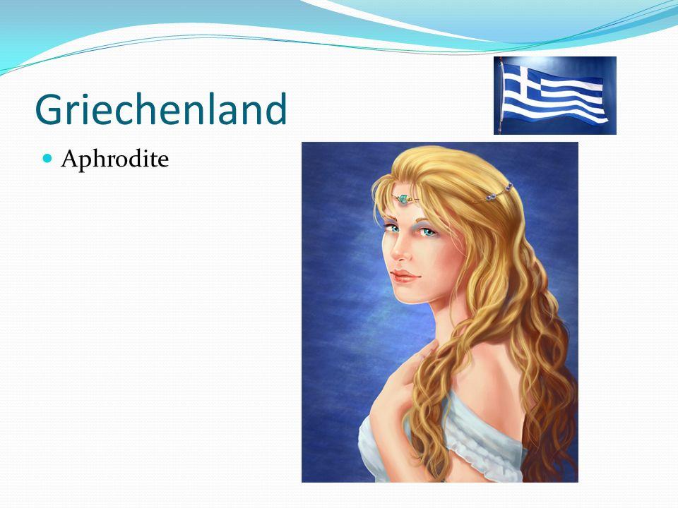 Griechenland Aphrodite