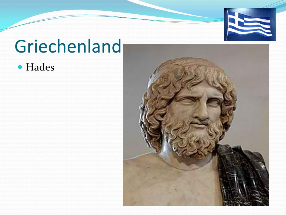 Griechenland Hades
